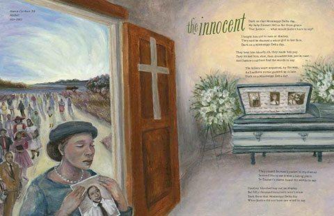 The Innocent by Tonya Engel, poetry by J. Patrick Lewis