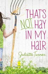 Book Cover That's Not Hay in my Hair