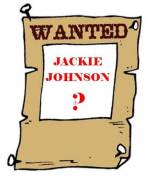 Wanted Poster Jackie Johnson Free Use