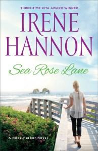 Book Cover Sea Rose Lane
