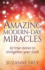 Book Cover Amazing Modern-Day Miracles