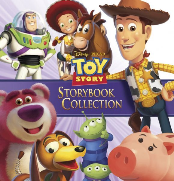 Toy Story Storybook Collection
