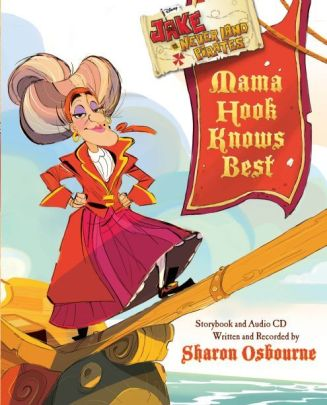 Mama Hook Knows Best: A Pirate Parent's Favorite Fables with CD