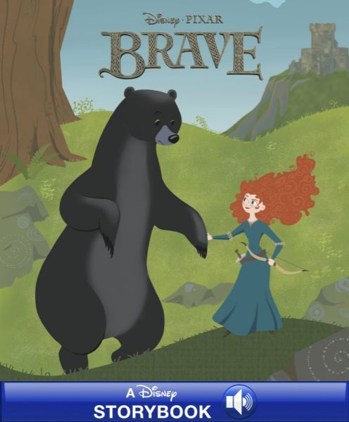 Disney Classic Stories:  Brave