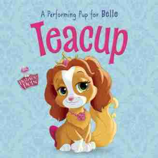Teacup-A performing pup for Belle