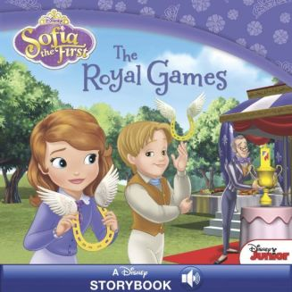 Sofia the First: The Royal Games: A Disney Read-Along