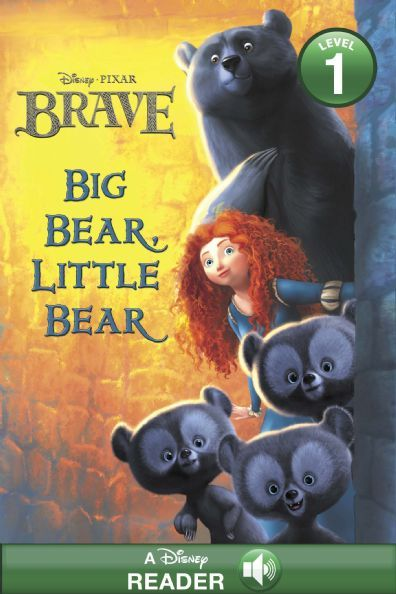 Brave:  Big Bear, Little Bear
