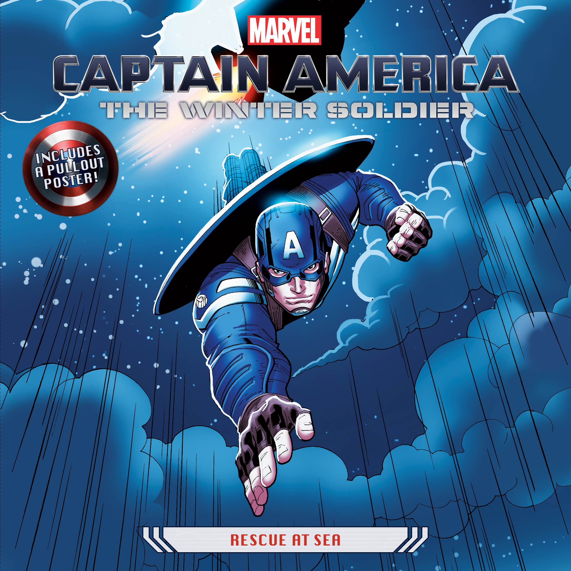 Captain America:  The Winter Soldier: Rescue at Sea