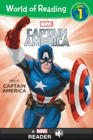 This is Captain America-audio