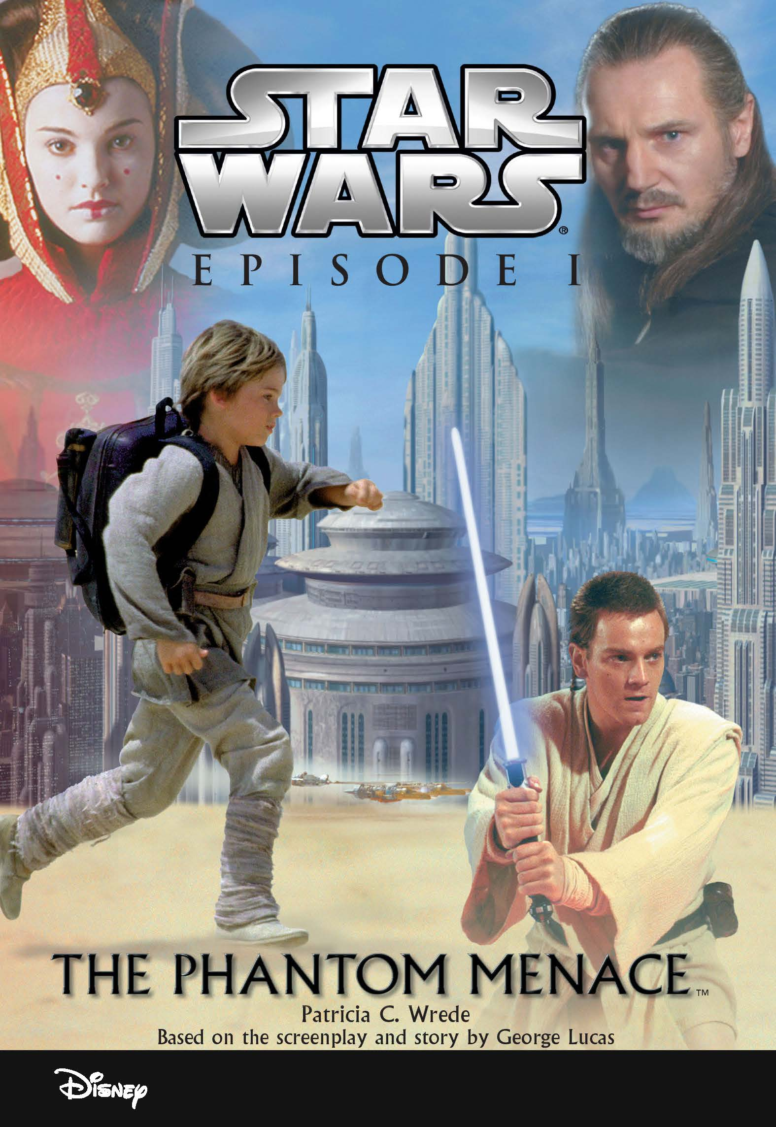 Star Wars Episode I:  The Phantom Menace (Volume 1)
