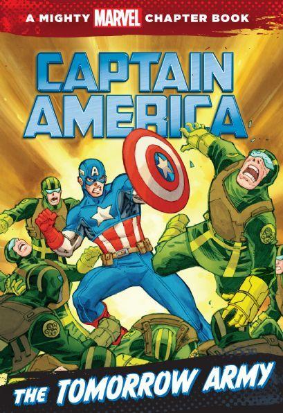 Captain America: Army of Tomorrow (Volume 2)