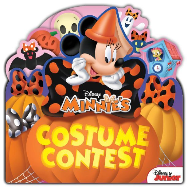 Minnie:  Minnie's Costume Contest
