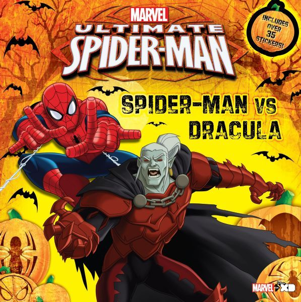 Ultimate Spider-Man:  Spider-Man vs Dracula