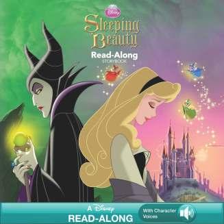 Sleeping Beauty Read-Along Storybook