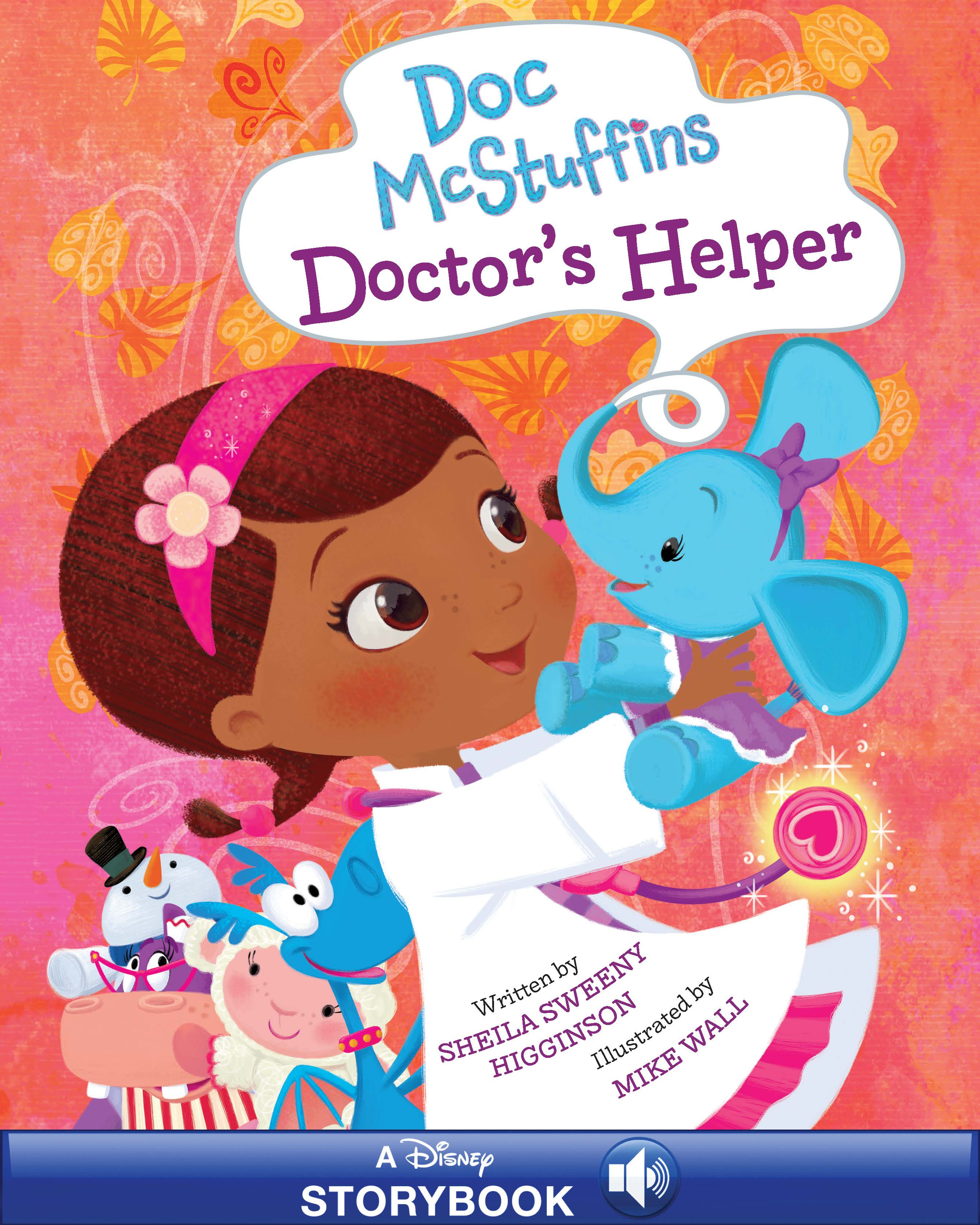 Doc McStuffins: Doctor's Helper