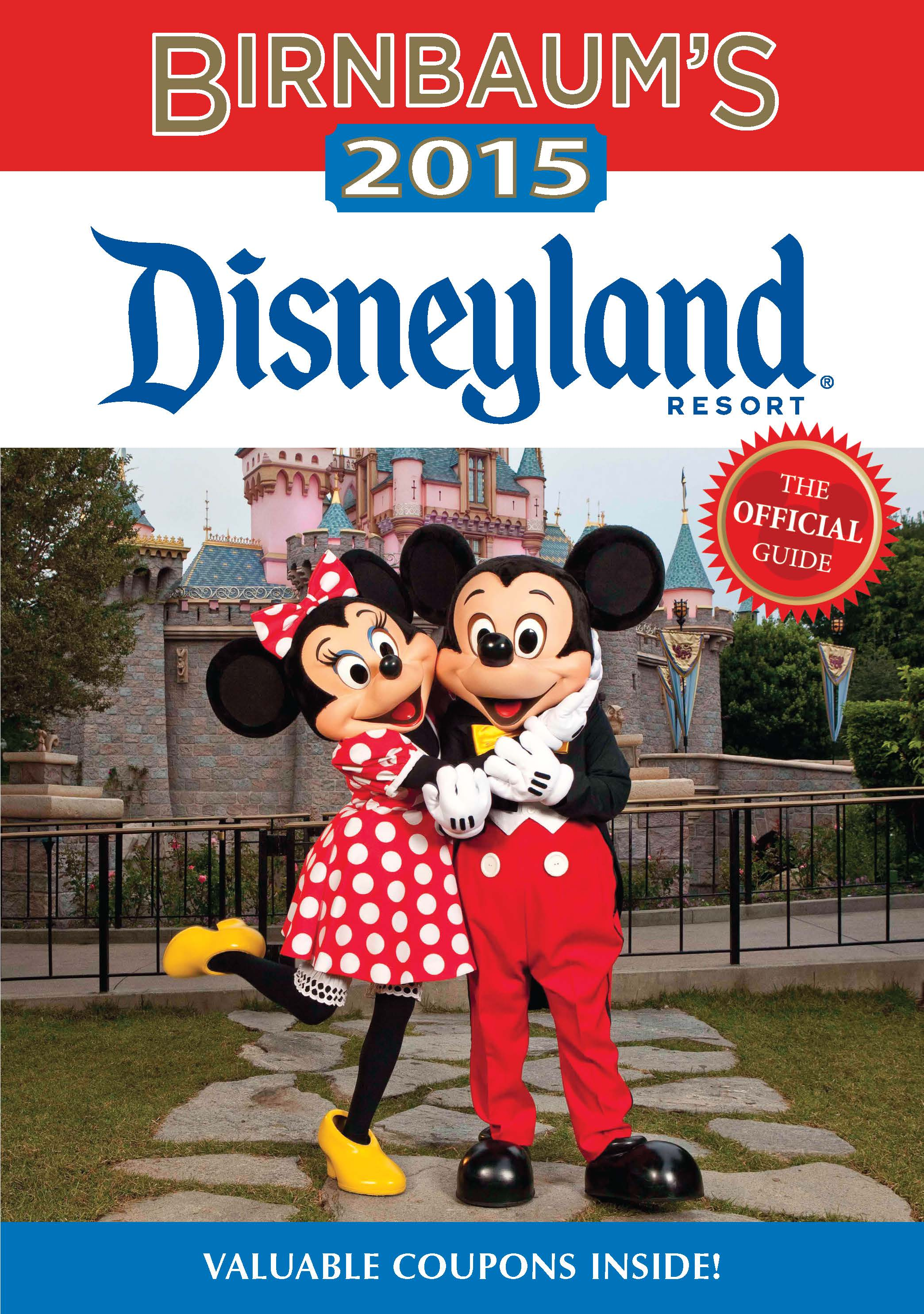 Birnbaum's 2015 Disneyland Resort