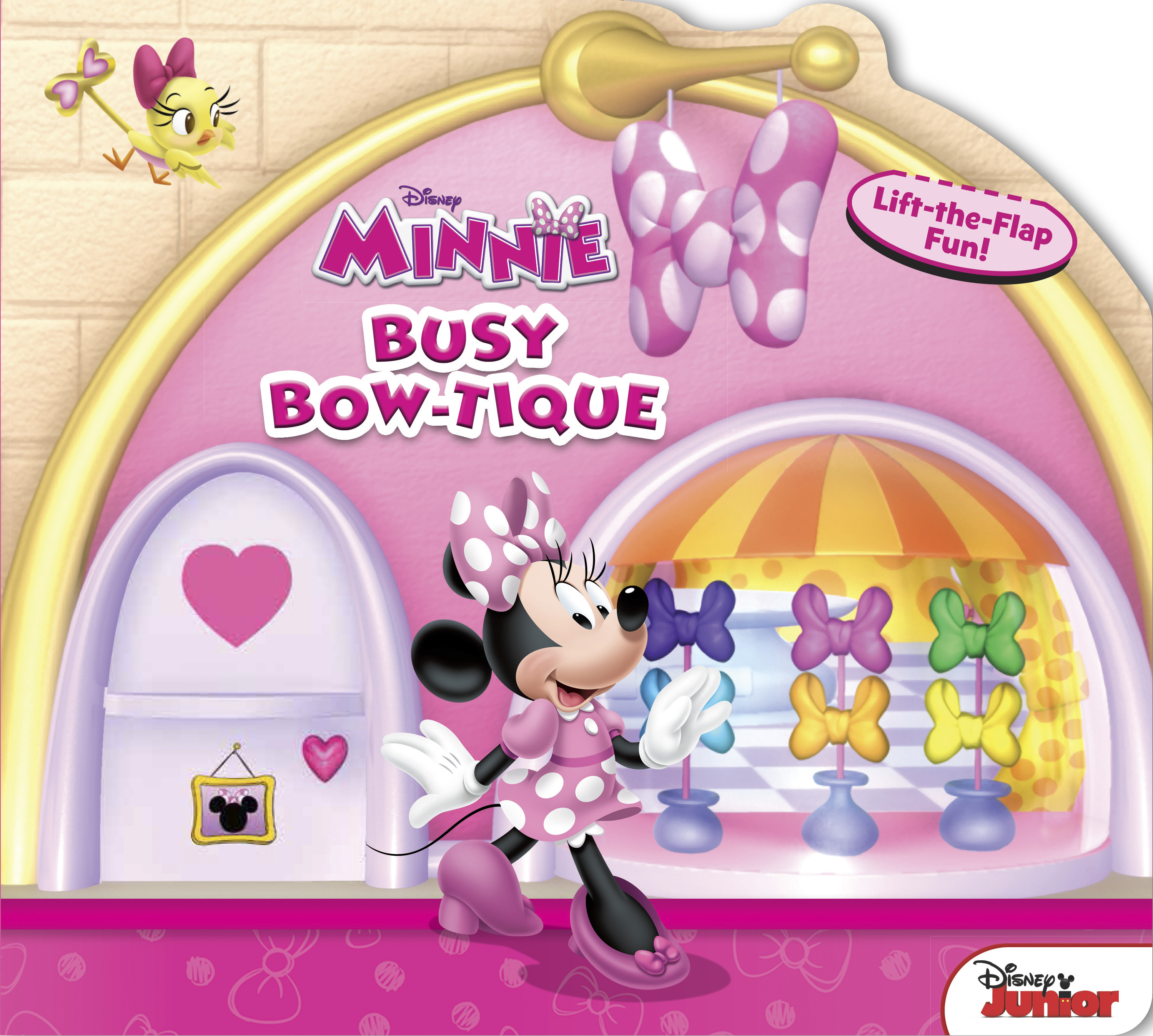 Minnie Busy Bow-tique