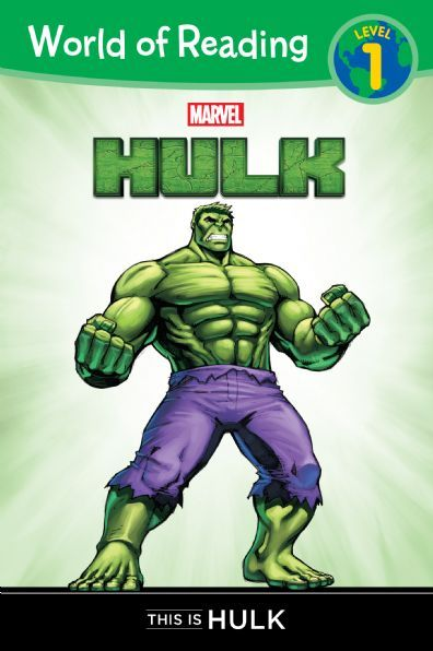 This is Hulk