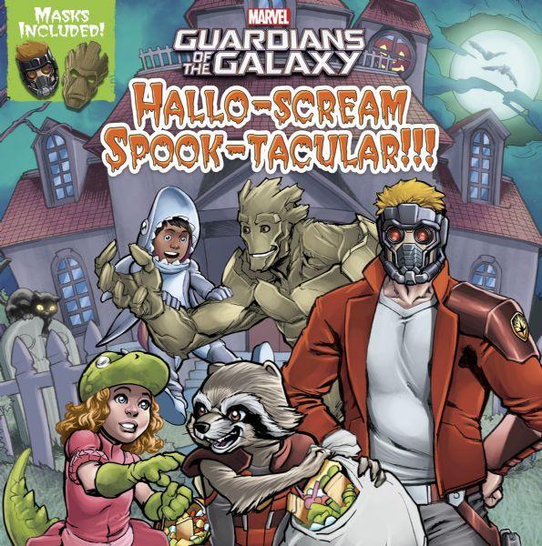 Hallo-scream Spook-tacular!!!
