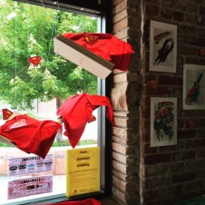 Smallville Display | Bluebird Books, Hutchinson, KS