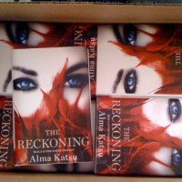 CONTEST!! Win a Finished Copy of THE RECKONING by Alma Katsu