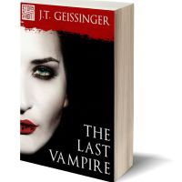 THE LAST VAMPIRE by J.T. Geissinger – Review