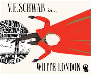 White London Tour Button