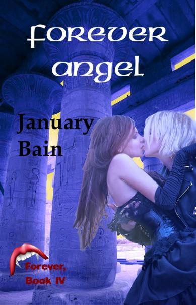 forever angel ecover
