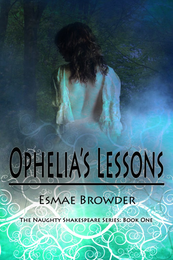 MEDIA KIT book cover ophelia's lessons