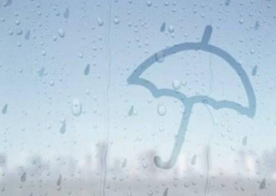 天気がよろしくない☔️