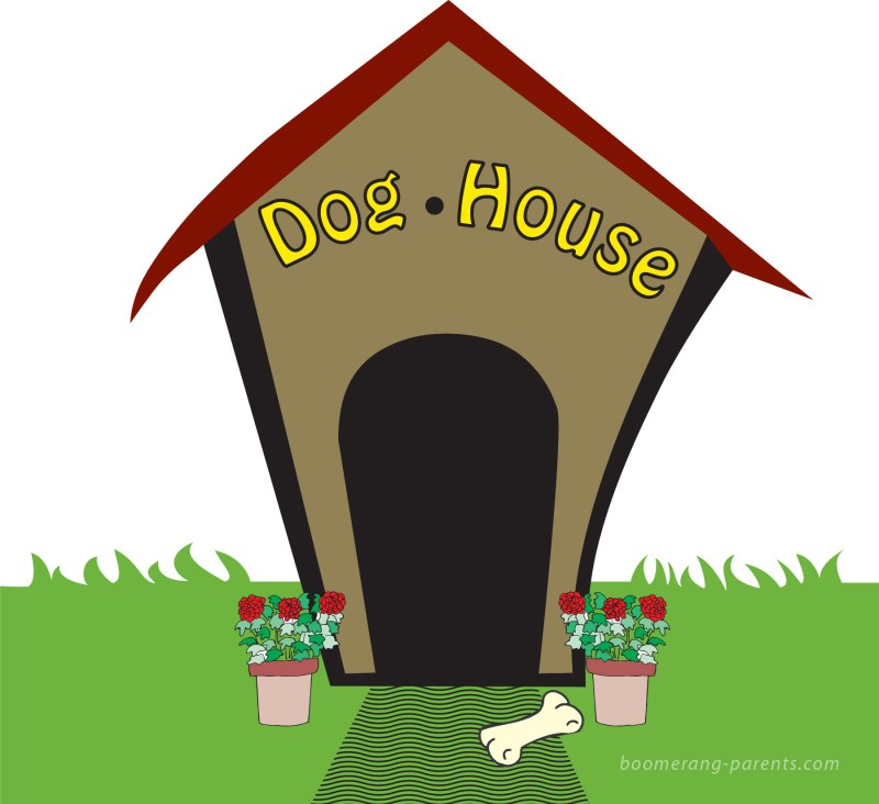 Large Of The Dog House