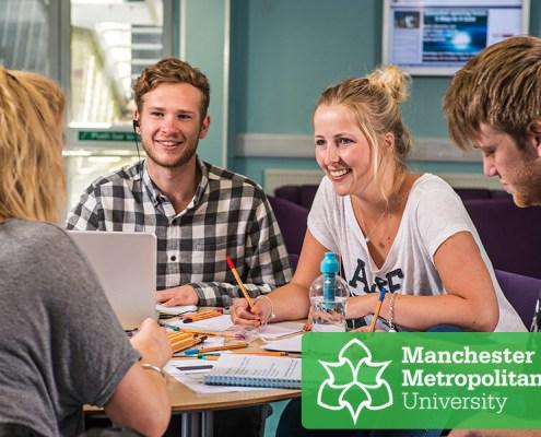 Manchester Metropolitan University-Main Block
