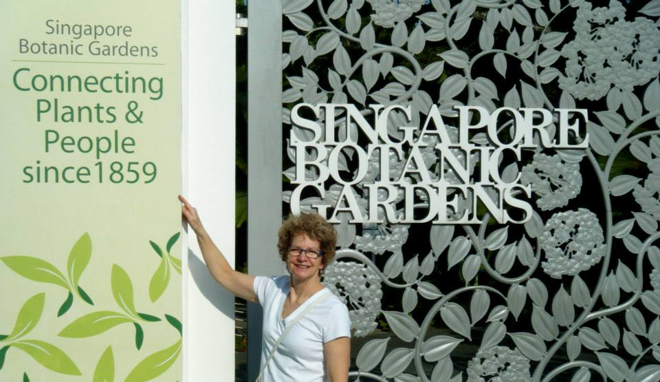 Singapore Botanic Gardens: Connecting Plants and People since 1859