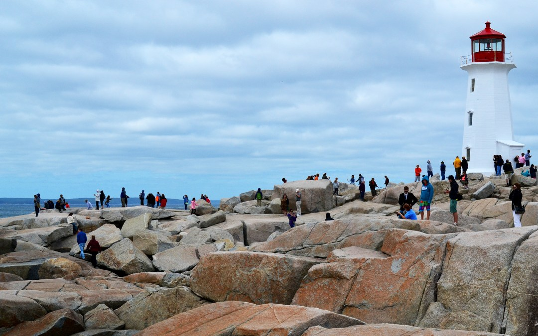 Is the Lighthouse at Peggy's Cove the Most Famous in the World?
