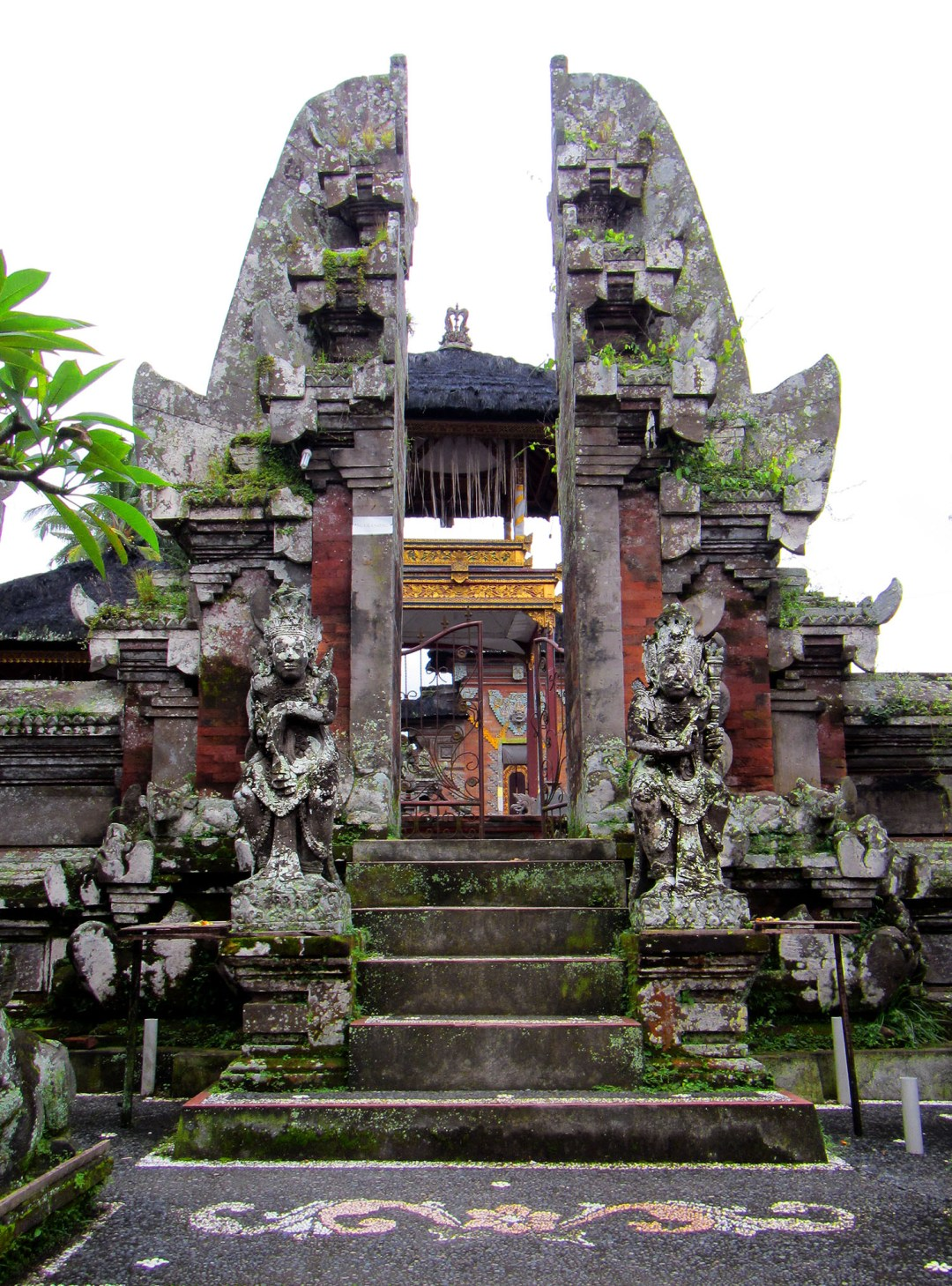 Balinese temple for boomervoice