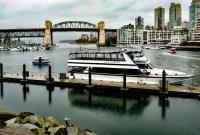 Granville Island harbour