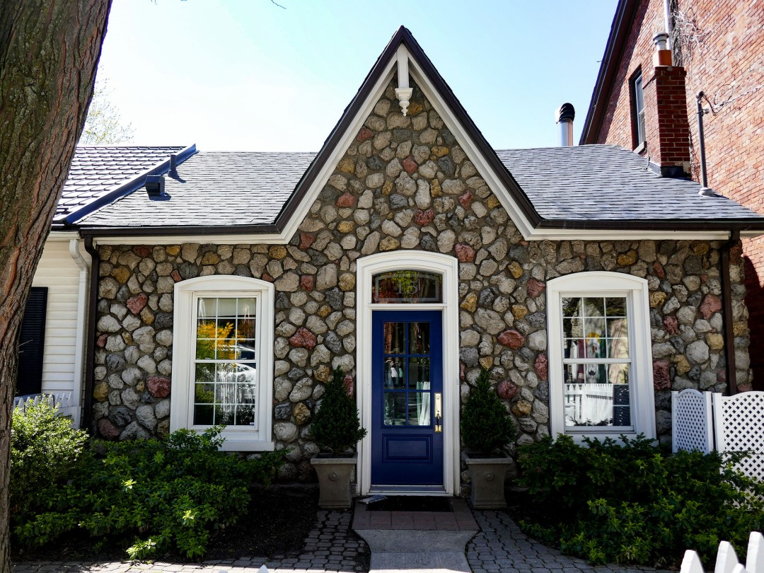 Worker's Stone cottage in Cabbagetown for boomervoice