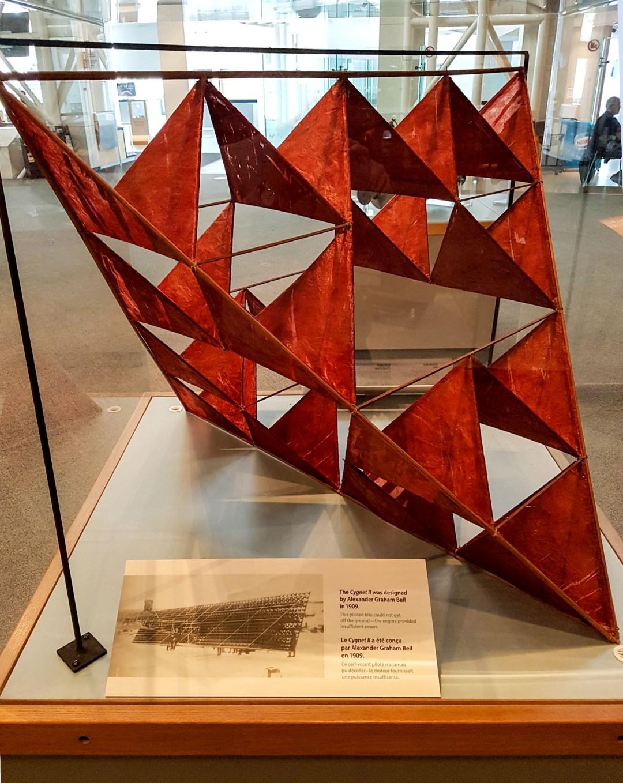 Tetrahedral kite