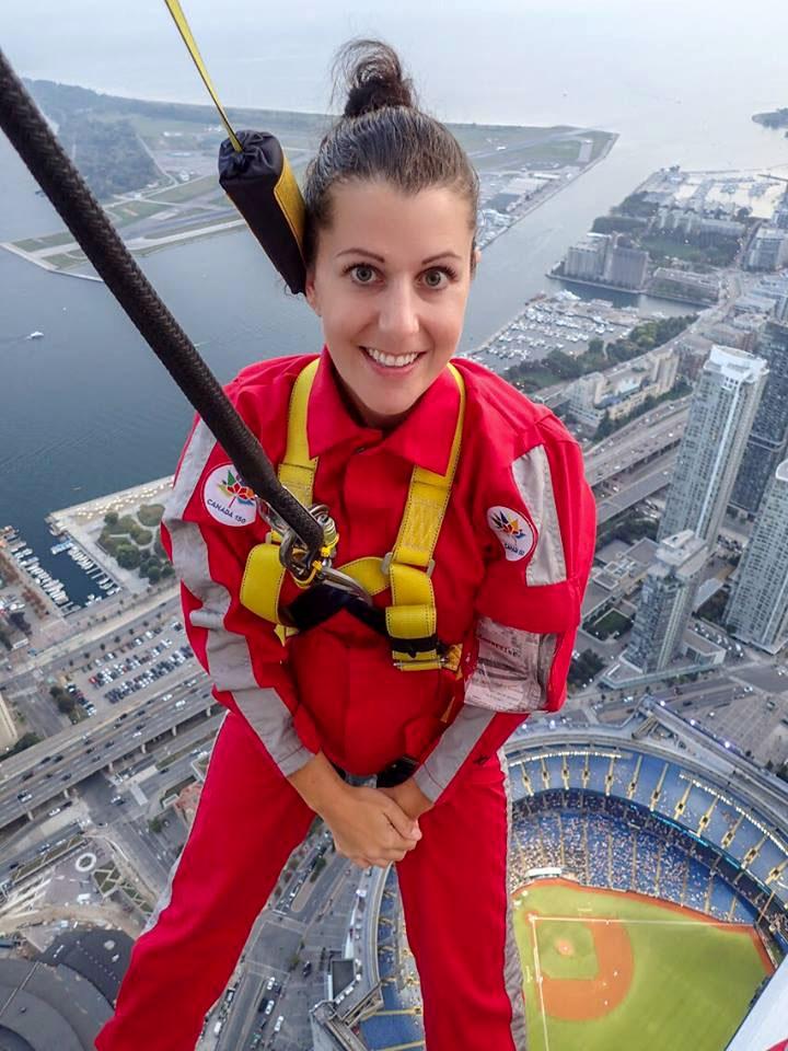 CN Tower EdgeWallk