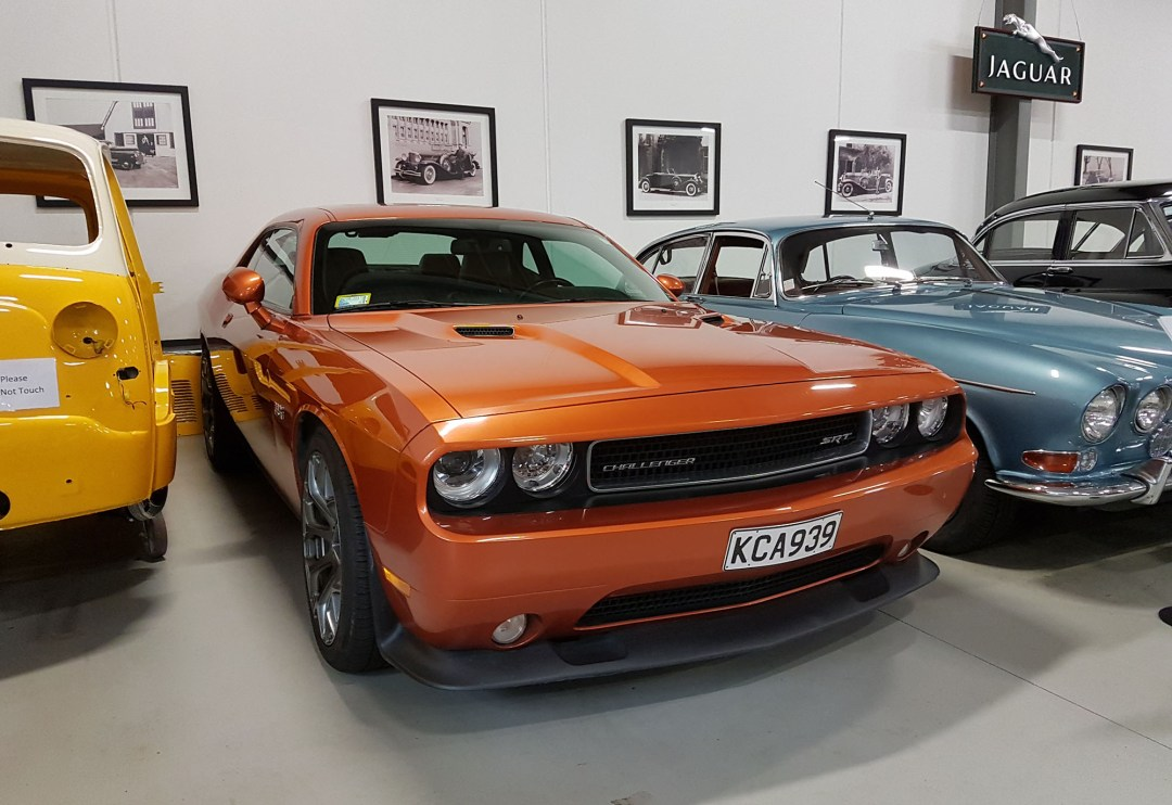 Dodge Challenger WOW Classic Cars for boomervoice