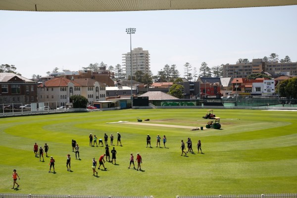 Manly Oval