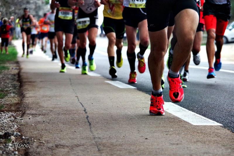 shoes race