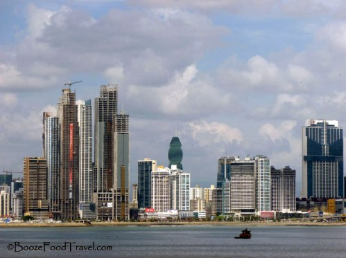 Downtown Panama City