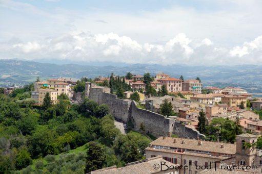 perugia-city-wall