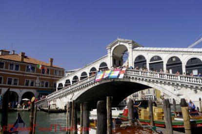 Rialto Bridge in Venice, also known as the bridge of shops I cannot afford