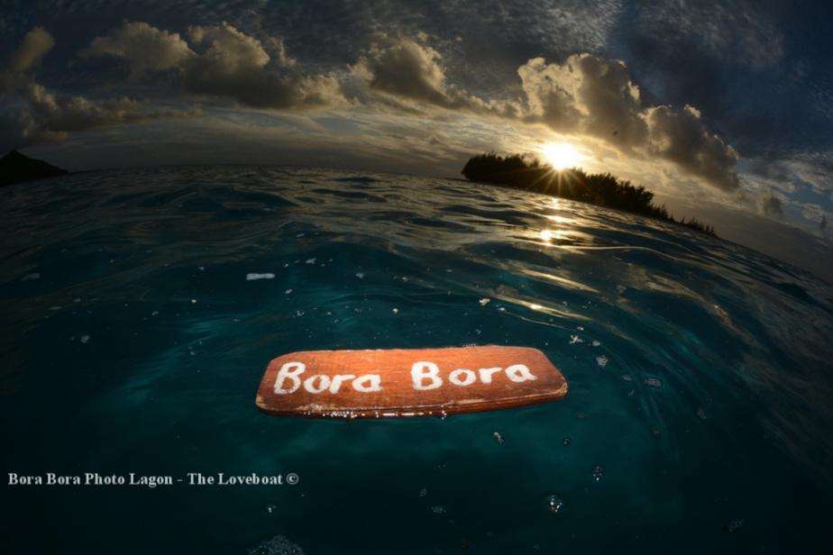 Bienvenue a Bora Bora