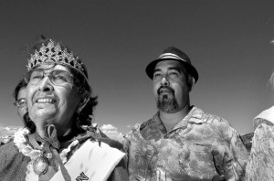 Queen of Magdalena, New Mexico