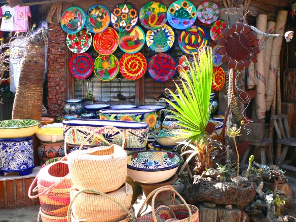 Pueblo Plaza Rosarito