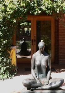 Yoga studio Rancho La Puerta