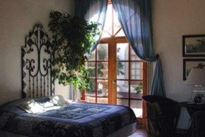 adobe room